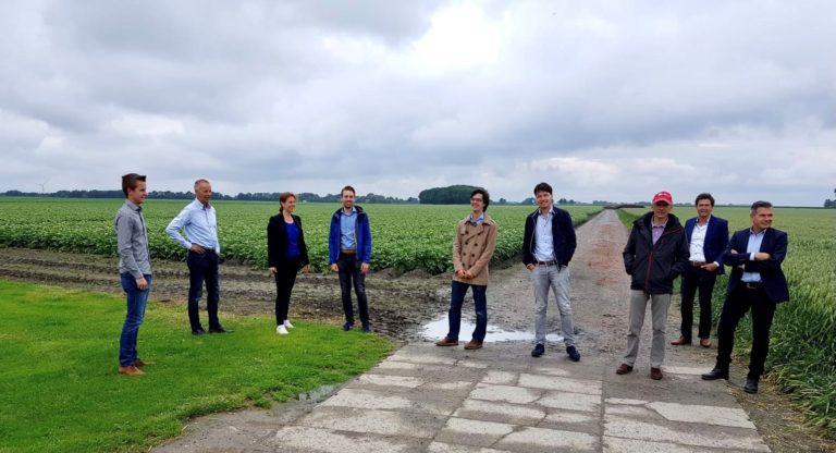 Foto update – Bezoek Ministerie LNV aan Cosun en teler